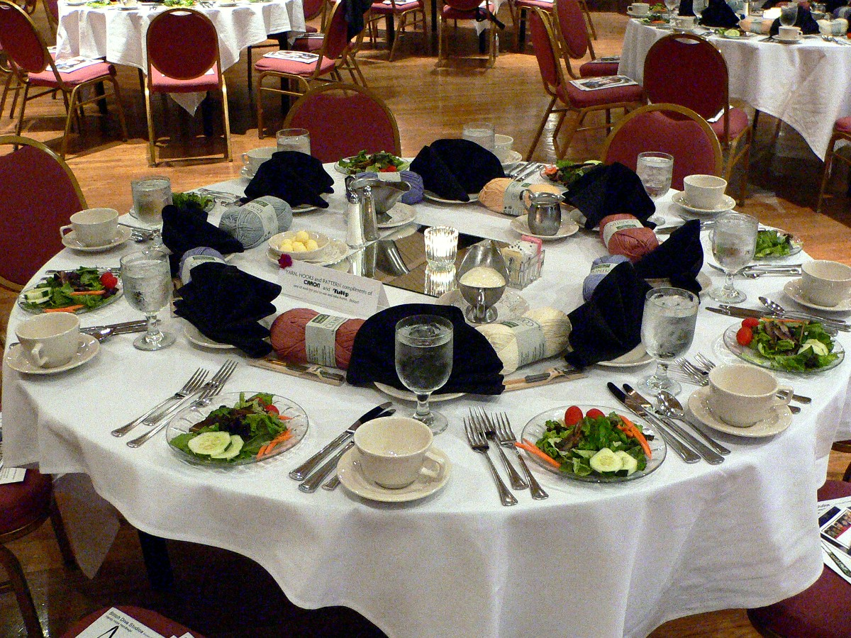 Banquet Tables Decorations Photograph Banquet Table Layout
