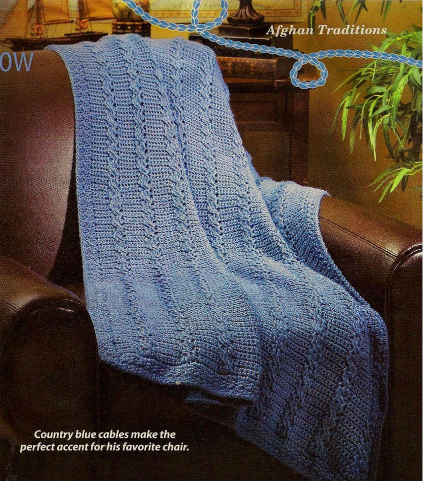 Crochet World\'s Afghans Special Issue | The Caron Notebook